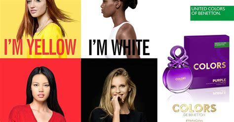 colors of benetton benetton colors de benetton purple new fragrances