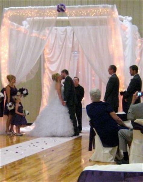wedding backdrop using pvc pipe 200 best images about wedding arches possibilities on
