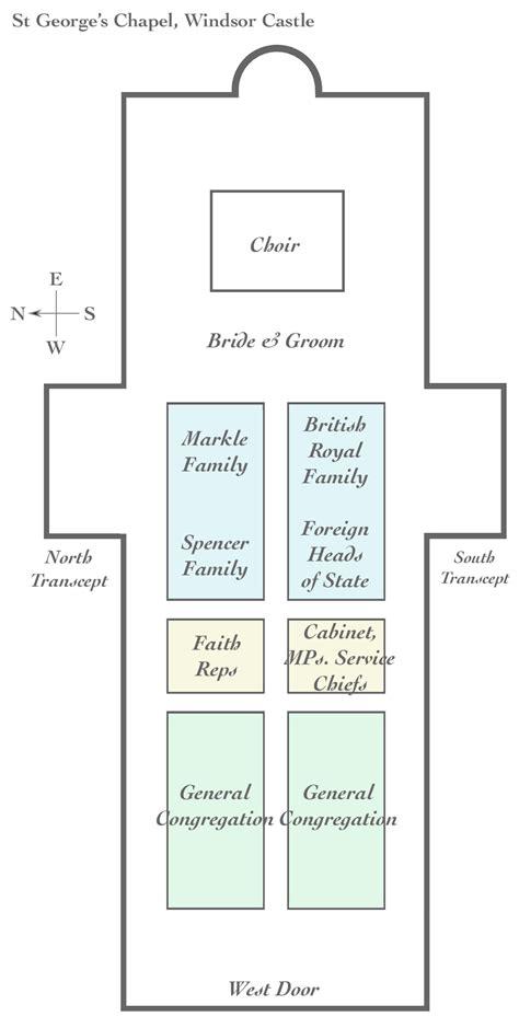 wedding layout seating royal wedding seating plan