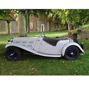 For Sale – 1935 Triumph 'Gloria' Southern Cross 2 Seat