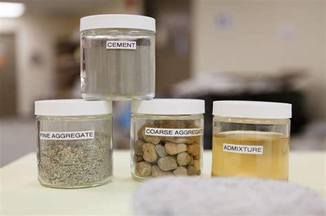 concrete mix design for marine environment testing concrete mix to predict durability construction