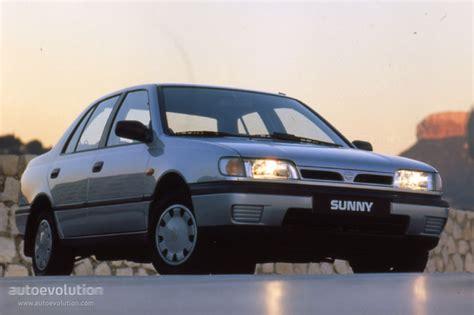 nissan sunny 1994 nissan sunny sedan 1993 1994 1995 autoevolution