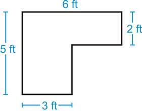 area of composite shapes read geometry ck 12