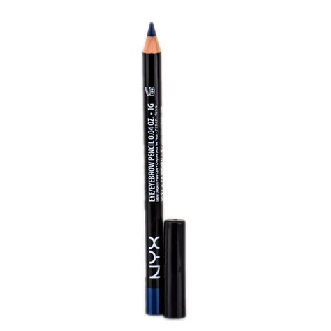 Eyeliner Spidol Nyx nyx slim eye pencil 913 sapphire nyx slim eye pencil