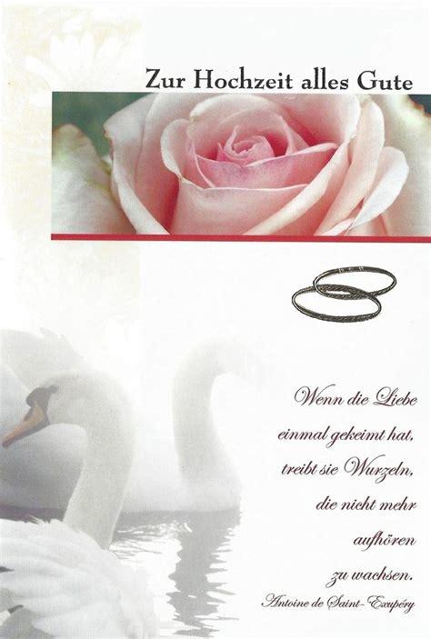 braut gratulieren gl 252 ckw 252 nsche zur hochzeit spruch schwaene rosen eheringe