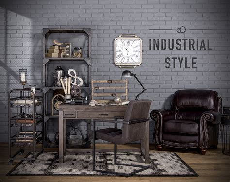 how to gear up for an industrial interior living