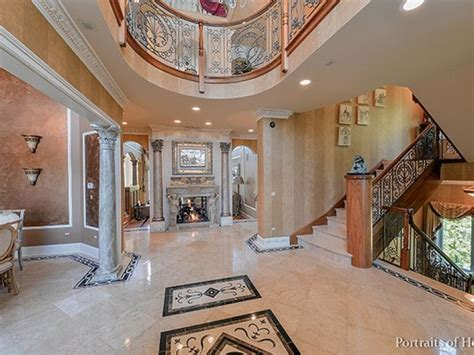 Naperville House Bathroom 3 8 million mansion in naperville has 9