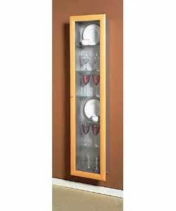 wall mounted glass display cabinet furniture store