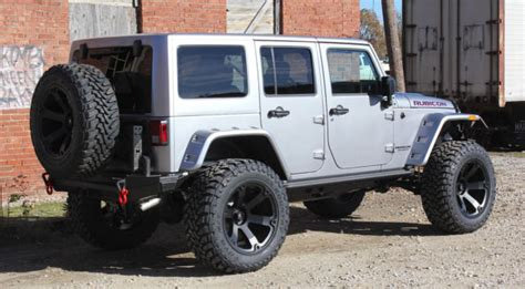 Lifted Jeep Wrangler Unlimited Rubicon Jeep Wrangler Unlimited Rubicon Rock 4x4 Lifted Bds