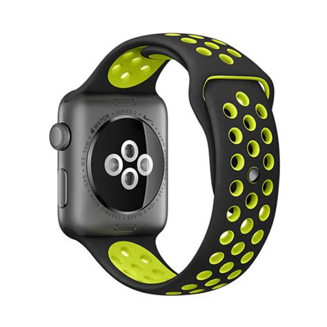 Istomp Nike Sports Band For Apple 42mm Black buy apple nike 42mm space gray aluminum with
