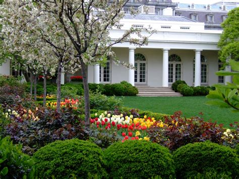 white house announces  spring garden tours president