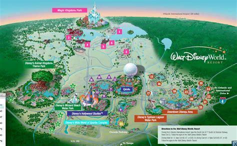 Disney World Caribbean Beach Resort Map by Walt Disney World Caribbean Resort Map