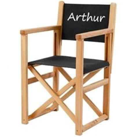 chaise metteur en scène bébé 1000 images about fauteuil de metteur en sc 232 ne on