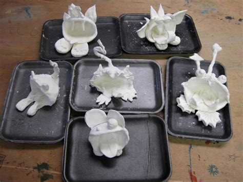 Lufttrocknende Modelliermasse Ideen by Air Clay Projects Or Adventures With Clay