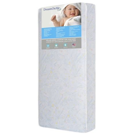 Hypoallergenic Crib Mattress Milliard Premium Sealy Cozy Dreams Firm Crib Mattress 150 Coil
