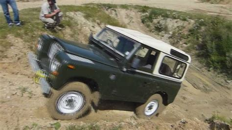 Land Rover Series Iii 88 Quot Off Road Training With Defender