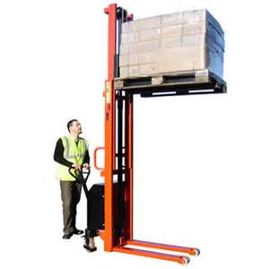 electric lift pallet stacker liftmate walkie stackers