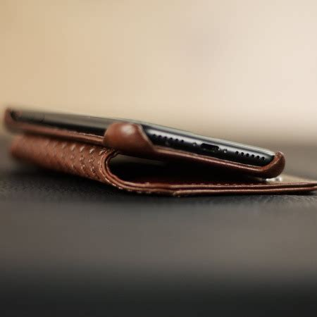 Spigen Iphone 7 Wallet S Brown Limited 1115 vaja wallet agenda iphone 7 premium leather brown