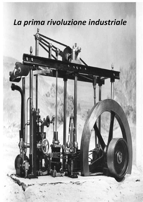 Calaméo - La prima rivoluzione industriale