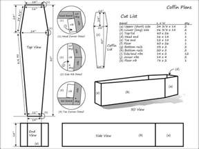 build your own blueprints build your own coffin northwoods casket company