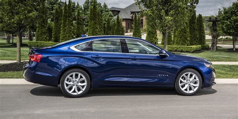 2017 chevrolet impala best buy review consumer guide auto