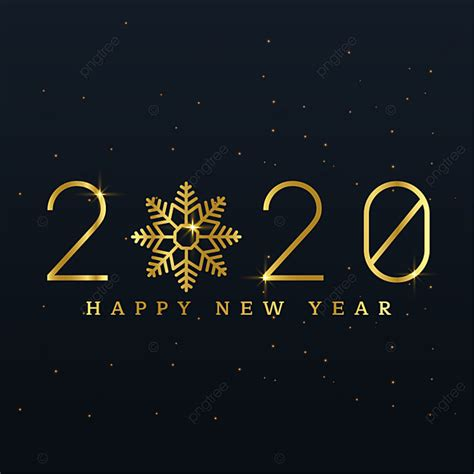 happy  year greeting card background text effect ai