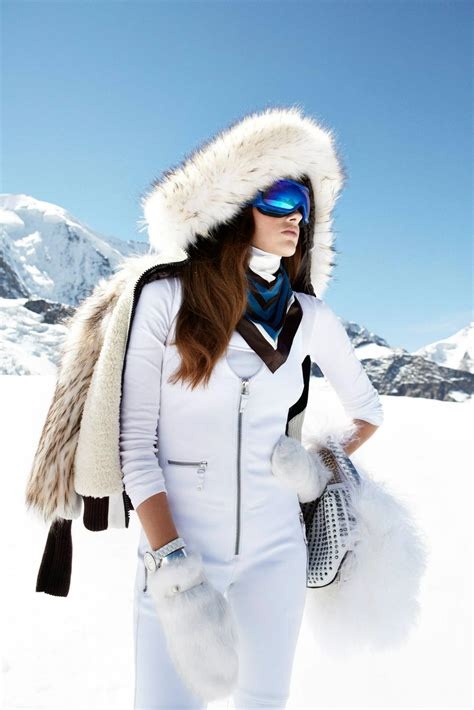 Fashion Newsletter Snow Chic by White Chic Plan A Ski Trip For Or Course Buy The