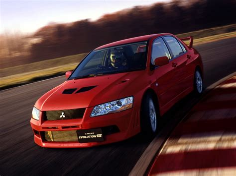 mitsubishi evolution 7 mitsubishi lancer evolution through the years autoevolution