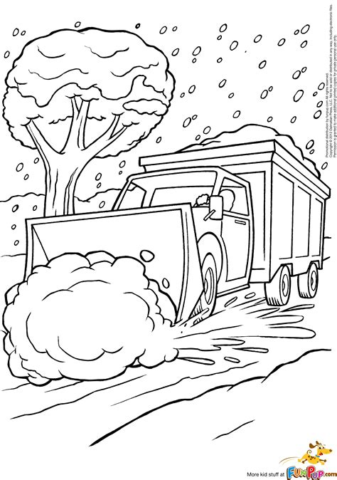 Snow Plow Coloring Page snow plow snow plow description snow plow availability in