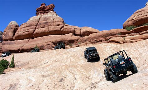 Jeeping In Moab 5 Best Roading Vehicles For Your Moab Adventure