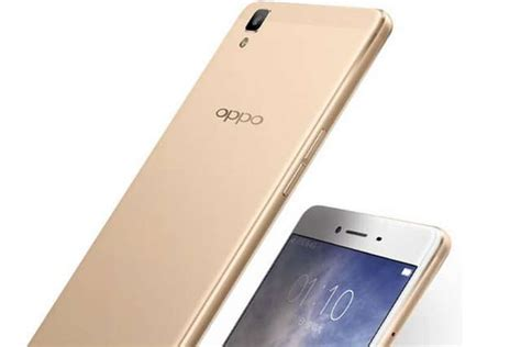 Oppo F1 New oppo introduces its f series of smartphones in india with