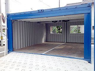 container als garage image result for shipping container bag shop shipping