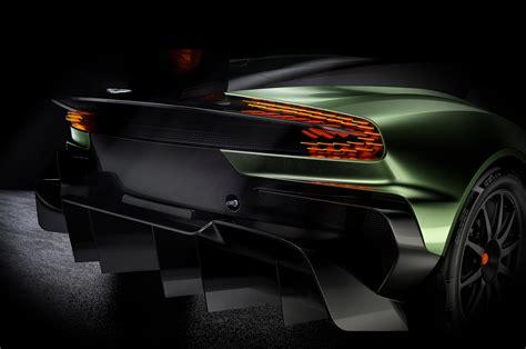aston martin vulcan rear taillights photo 14