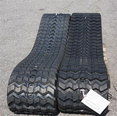 rubber sts net solideal skid steer track loader excavator rubber
