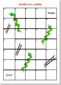 make your own snakes and ladders template board and templates page two esl lounge premium