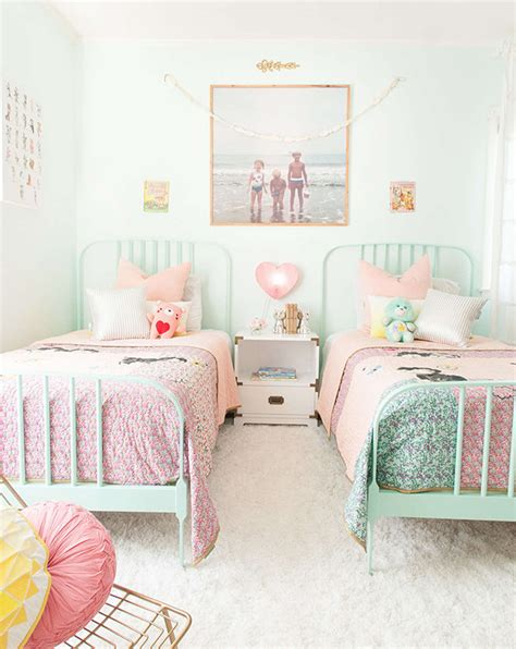 shared bedroom ideas for kid girl decolover net 10 shared kids bedrooms your little ones will love