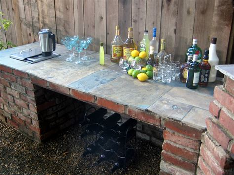 how to build a backyard bar how tos diy