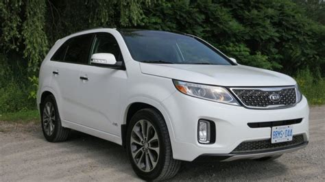 Reviews Of Kia Sorento 2014 Review 2014 Kia Sorento Sx Wheels Ca