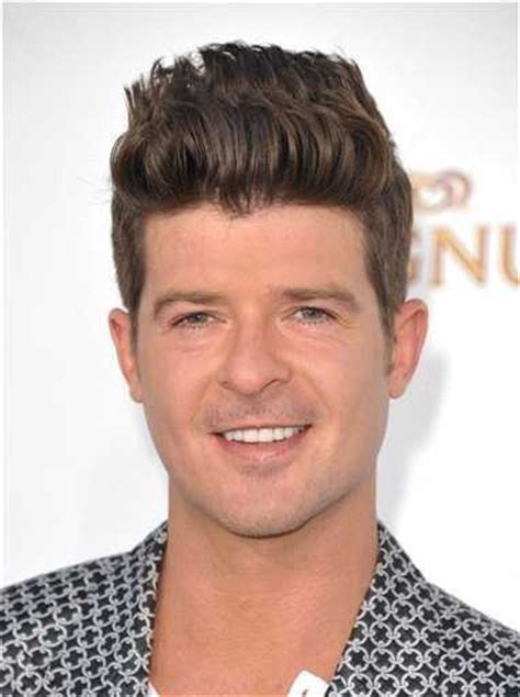 robin thicke hairstyles celebrity hairstyles by robin thicke has some seriously thick hair manly
