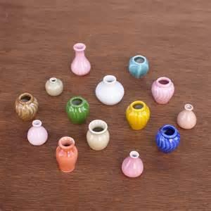 miniature vases hi ny design by iku oyamada and