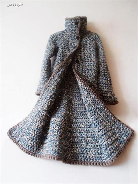 Handmade Sweater Patterns - 17 best ideas about crochet coat on crochet