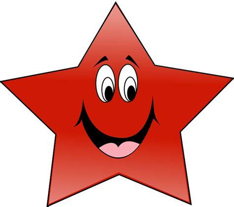 wallpaper bintang merah gambar vektor gratis bintang merah bentuk wajah
