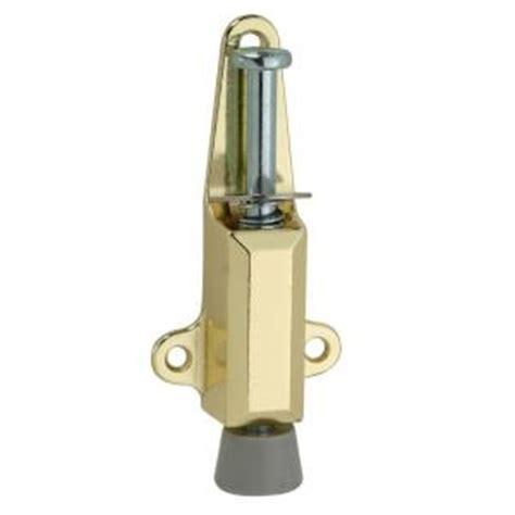 national hardware metal door stop lock v811 door stop lock