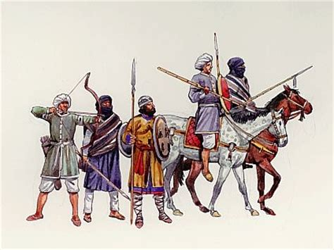 Getting Into The Army With A Criminal Record Almoravid Warriors Almoravids And Almohads Were Berber