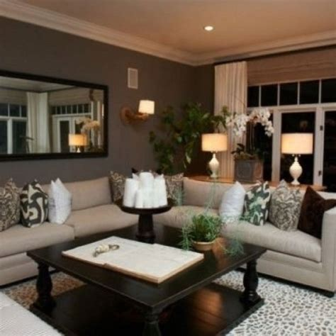 living room colors grey so comfy love the color scheme dark grey walls beige