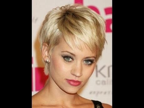 short hairstyles for rectangular face over 60 tagli capelli corti con viso tondo