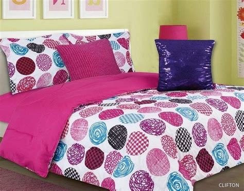 Colorful Bed In A Bag Sets 17 Best Images About Bedding And Comforter Sets On Pinterest Comforter Sets