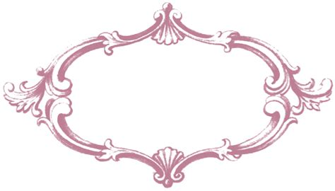 Fancy Clipart free vintage clip fancy frame colored images oh so nifty vintage graphics