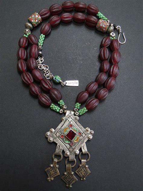 Maroon Deer Tribal 821 Best Jewelry Design Images On