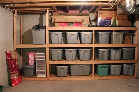 unfinished basement storage solutions 25 best ideas about unfinished basements on